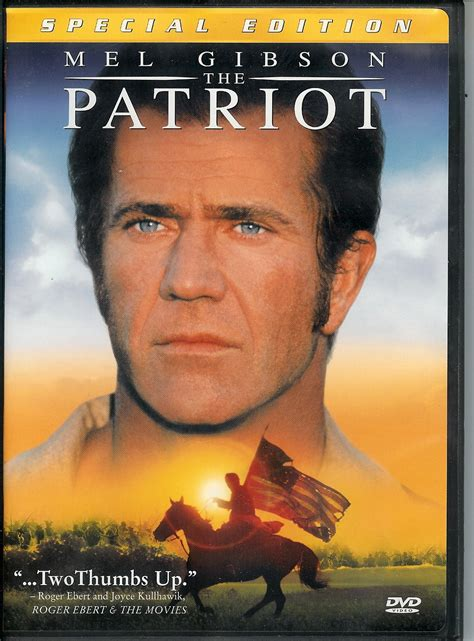 the patriot mel gibson family friendly