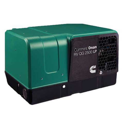 onan rv qg 2500 watt series generator cummins a041e971