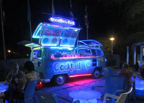 mobile cocktail bars are mobile cocktail bars the next food trucks eater