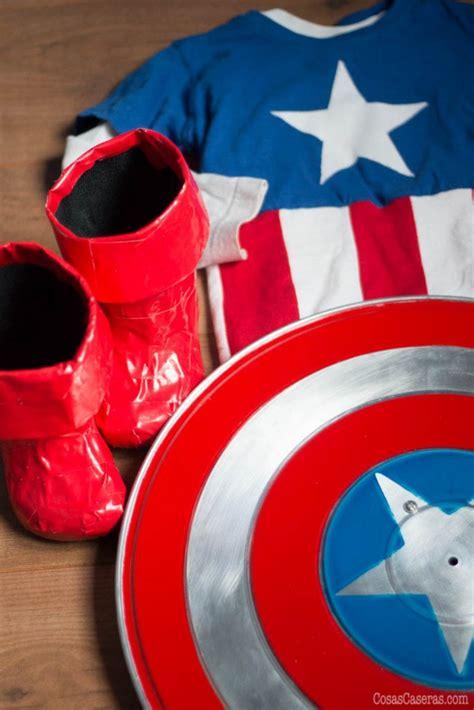 disfras con reciclaje d capitan america hacer escudos de capit 225 n am 233 rica para un disfraz cosas