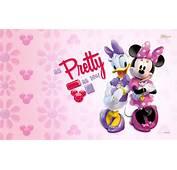 Minnie Daisy Wallpaper  WallpaperSafari