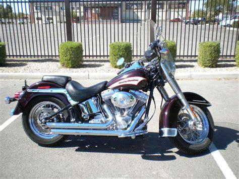 2006 Harley Davidson Heritage Softail by Buy 2006 Harley Davidson Flstc Flstci Heritage Softail On
