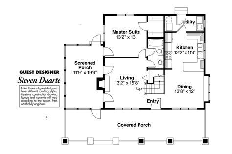 craftsman floor plan craftsman house plans cedarwood 41 016 associated designs