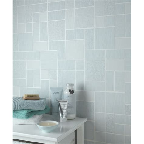 vinyl wallpaper for bathroom holden d 233 cor tile pattern glitter kitchen bathroom