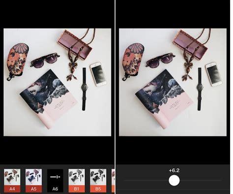 tutorial edit foto di vsco cara membuat dan mengedit foto flatlay tanpa photoshop