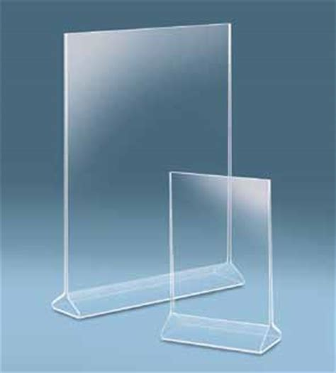 display systems acrylic a4 pcode dis004 welcome