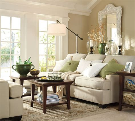 Pottery Barn Family Room | styleburb family room let the fun begin