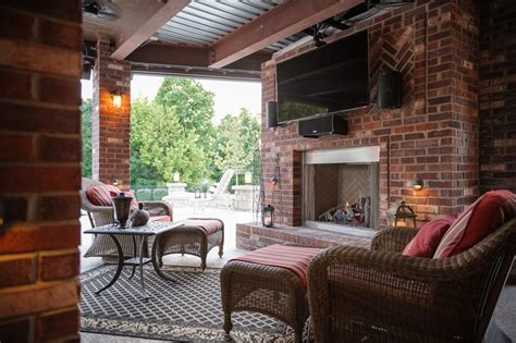 St Louis Fireplace Store by Outdoor Fireplace St Louis Mo Photo Gallery Landscaping Network