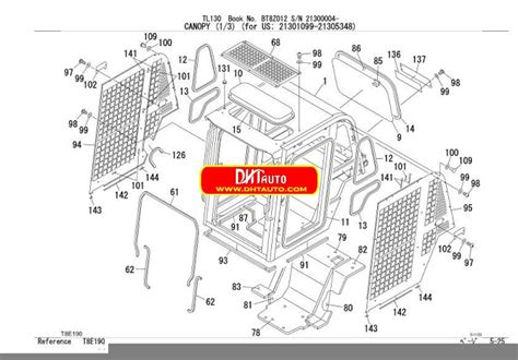 takeuchi tl140 wiring diagram new l180 wiring
