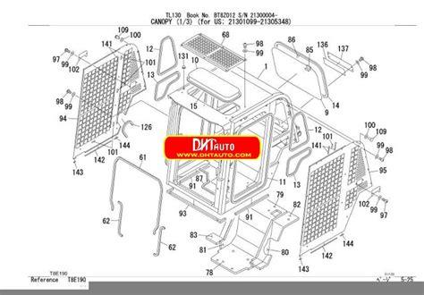 takeuchi tl150 wiring schematics wabco wiring schematic
