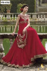 diwali and wedding season special anarkali dresses and
