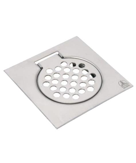 Stainless Faucets Kitchen by Showy Floor Trap Grating Ss 4 Quot X4 Quot 2538n Plumbing Hardware