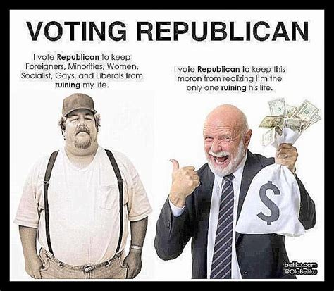 Republican Meme - voting quotes like success
