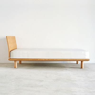 letto muji 木製ベッドフレーム用ヘッドボード シングル タモ材 ナチュラル 幅103x奥行8x高さ53cm 無印良品ネットストア