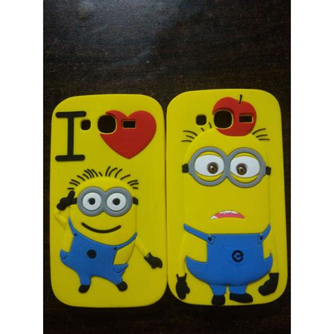 Softcase 3d Minion Samsung Galaxy Grand Grand Neo 3d minions phone silicone soft cover for samsung galaxy grand neo i9060 plus i9060i grand