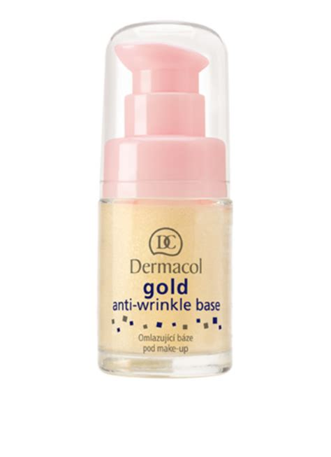Ready Walet Gold Anti Aging b 225 ze pod make up quot gold anti wrinkle base quot dermacol skin care care and make up
