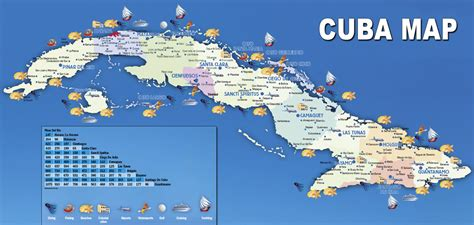 map of cuba cities cuba map and cuba satellite images