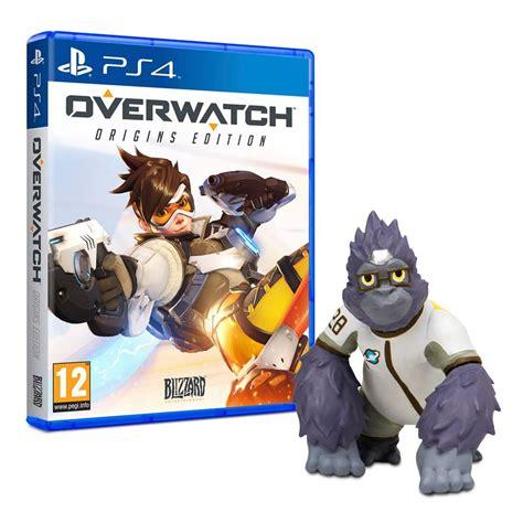Ps4 Overwatch Collectors Edition ps4 overwatch origins edition