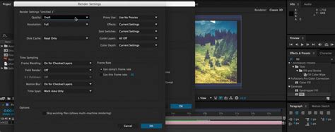 templates after effects share how to save and share render templates in after effects