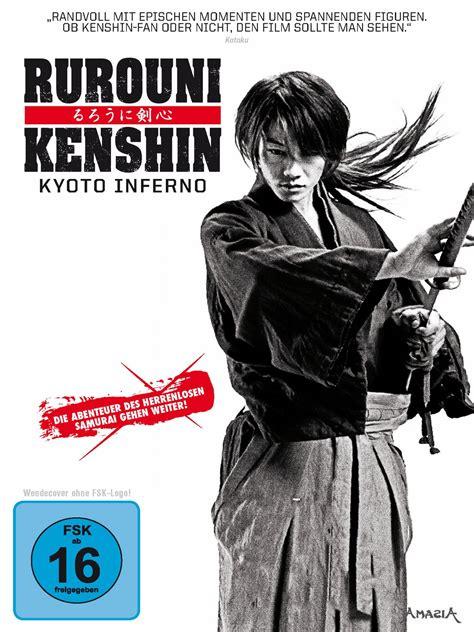 film seri rurouni kenshin rurouni kenshin 2 kyoto inferno schauspieler regie
