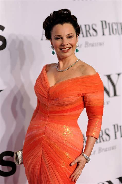 Fran Dresser by Fran Drescher 2014 Tony Awards In New York City