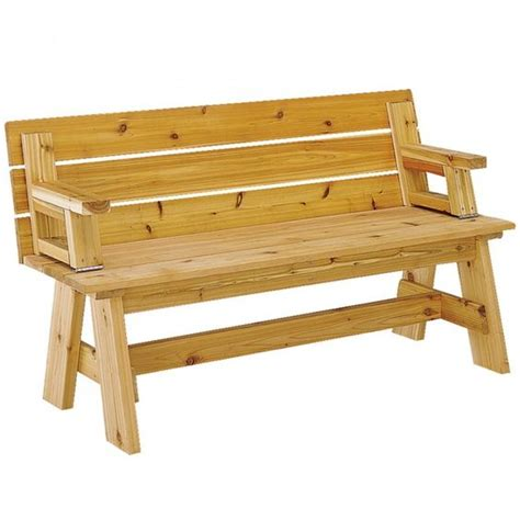 picnic table plans picnic table bench combo plan picnic table bench