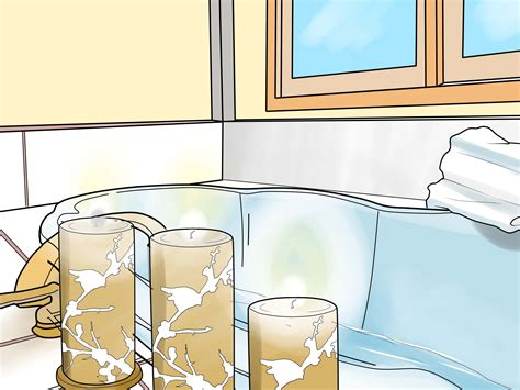 how to clean a jetted bathtub 3 ways to clean a jetted tub wikihow