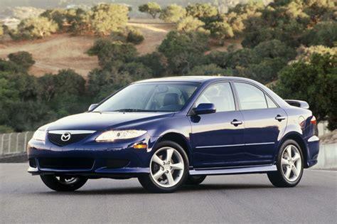 2003 mazda 6 recalls mazda recalls mazda6 rx 8 faulty airbag inflators