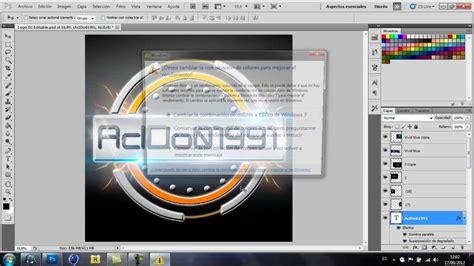 Logo Dj Editable Photoshop Por Acido01991 D Youtube Photoshop Dj Logo Templates
