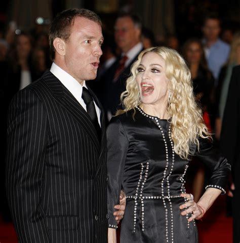Madonna Ritchie Getting Divorced by Madonna Ritchie Divorce Who Smooch