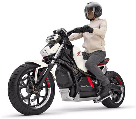 Honda Motorrad Neu by Ride Assist E Self Balancing Motorcycle From Honda Aimed
