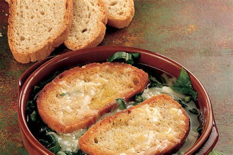cucina vegetale ricette ricetta zuppa vegetale con bruschette la cucina italiana