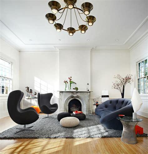 wohnzimmer sessel modern wohnzimmer mit anderen sitzgelegenheiten kombinieren