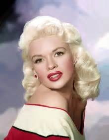 Jayne Mansfield by Jayne Mansfield An Actress In Her Own Right