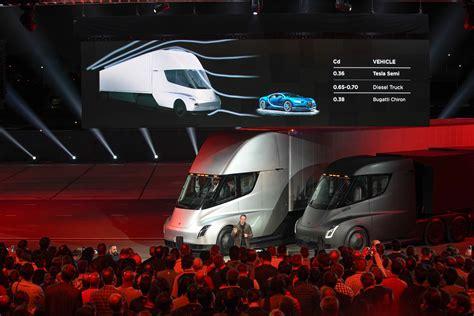 Tesla Space X Will Add 40 Tesla Semi Trucks To Its Supply