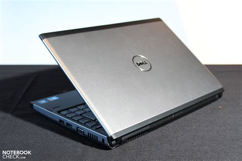 Laptop Dell Vostro 3300 I5 dell vostro 3300 in review notebookcheck net reviews