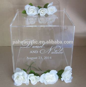 wedding gift box for envelopes clear acrylic wedding gift envelope box buy wedding gift