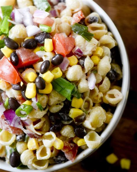 mexican pasta salad 25 best ideas about mexican macaroni salad on pinterest