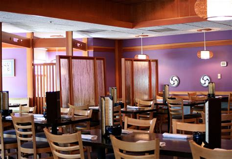 Main Dining Room by Fuki Sushi Japanese Restaurant Main Dining Room