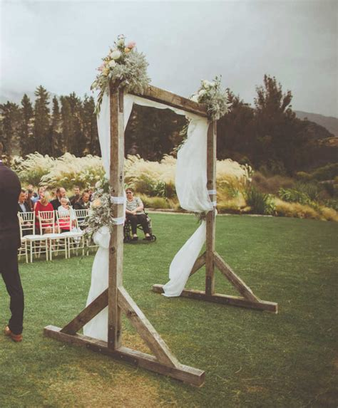 Wedding Arch Hire Nz by Wooden Arch Major And Minor Hire Wedding And Events