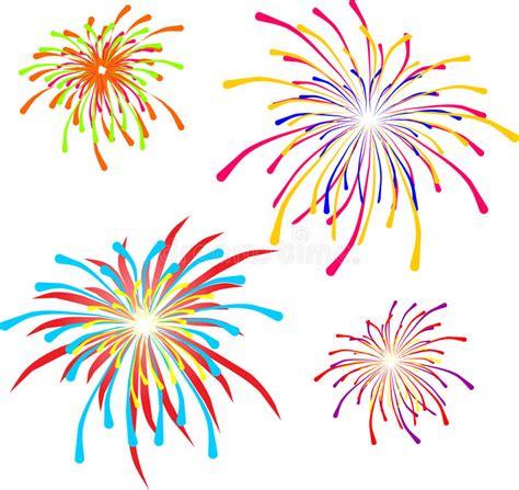 fuochi d artificio clipart fuochi d artificio di festa illustrazioni di vettore