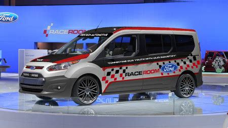 Pb100 Bross Code stunning customised ford transit connect let business vans