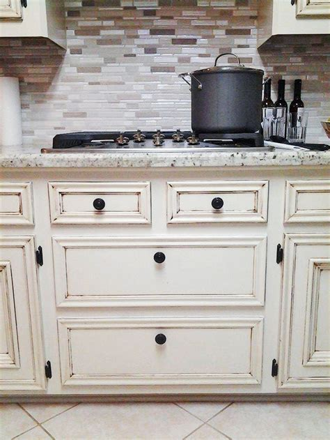 chalk paint vs milk paint for kitchen cabinets antique white kitchen makeover back to satin and milk paint