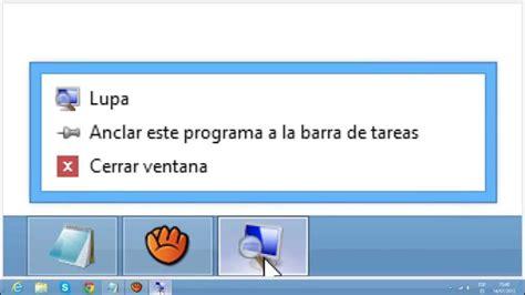 visor imagenes windows 10 como poner la lupa en windows 8 f 193 cil youtube