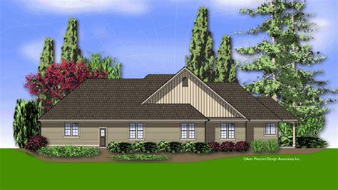 mascord house plan 1232 the garrett