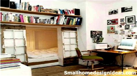 Space Saving Ideas For Small Bedrooms hidden beds in wall design transformable space saving