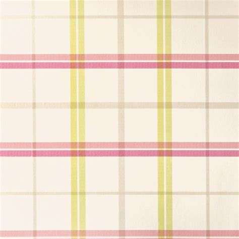 pink check wallpaper from next country wallpaper