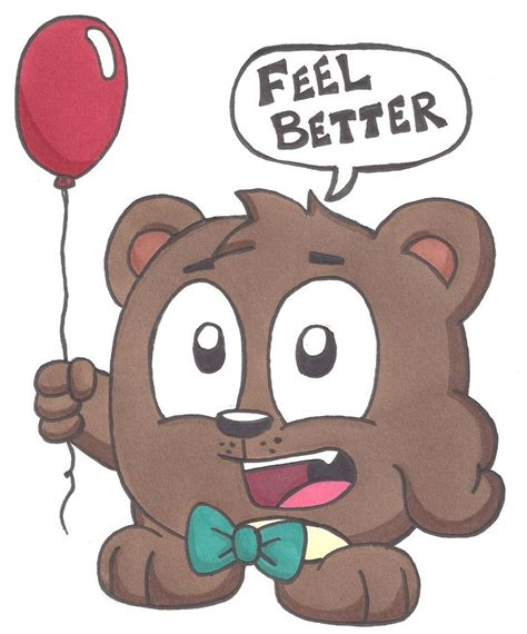 Feel Better By Cartcoon On Deviantart