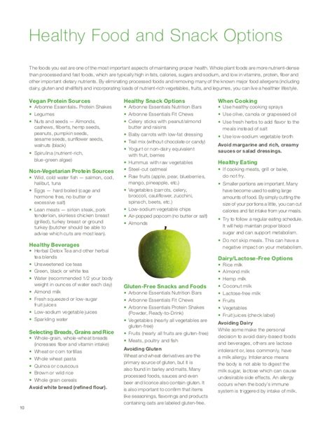 Arbonne 30 Day Detox Guide by Arbonne Essentials 30 Day Feeling Fit Guide