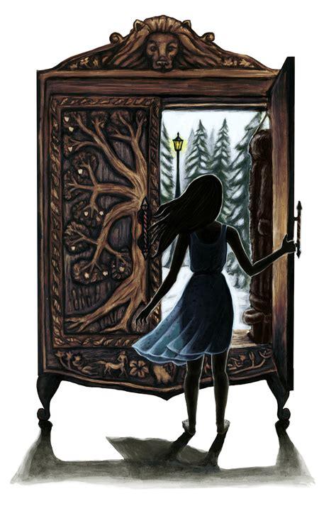 Wardrobe Illustration by Narnia Vignette Illustration By Sarara182 On Deviantart